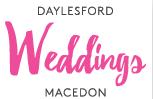 Daylesford-Macedon-weddings logo